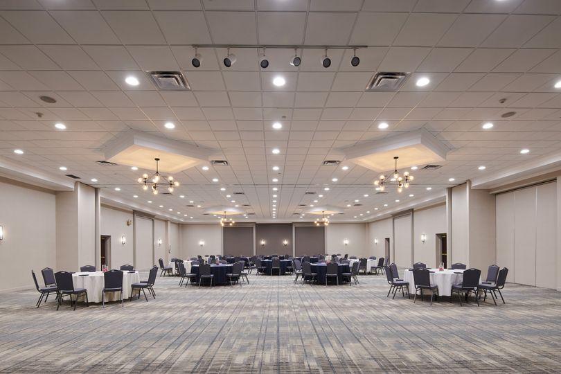 Grand ballroom space