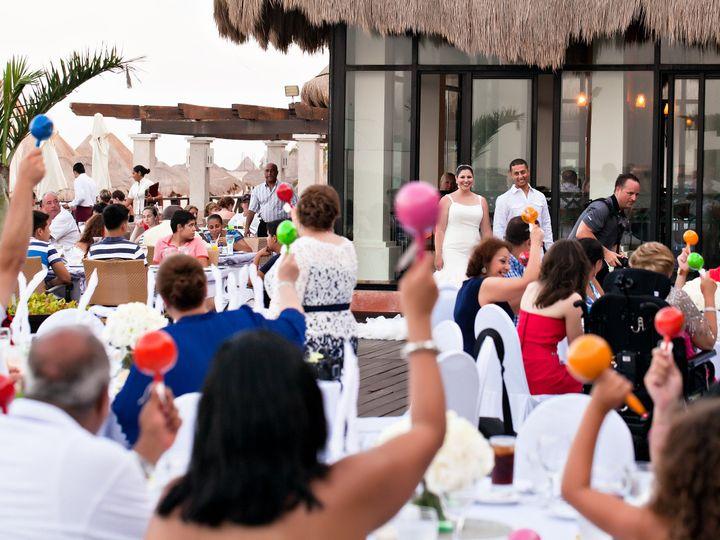 Tmx 1468006923454 Maraca Professional Photo Of Guests Shaking Alhambra wedding favor