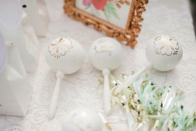 Tmx 1468007042101 White Maracas Talavera Gold Design Professional Ph Alhambra wedding favor