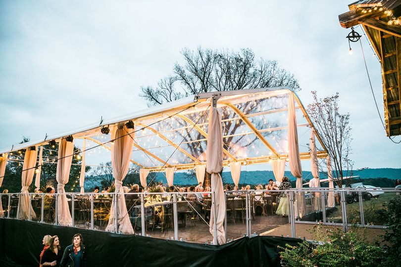 Tent Decor Design
