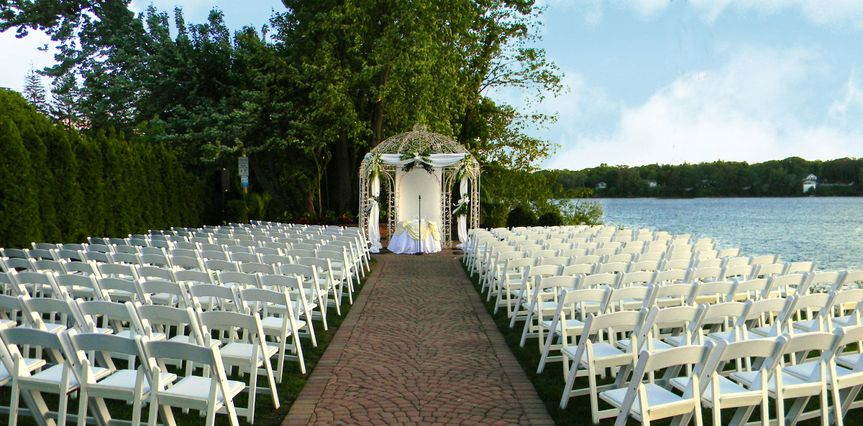 chapel wedding ceremony panaorama