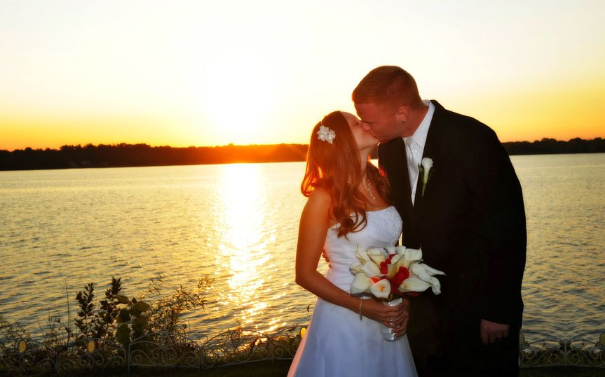 sunset waterfront wedding day at long island venue 51 80224