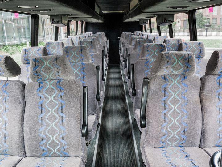 Tmx 1474474389200 Coach Inside Holyoke wedding transportation