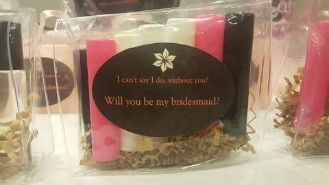 Tmx 1479582658979 Would You Be My Bridesmaid1 Hayward wedding favor