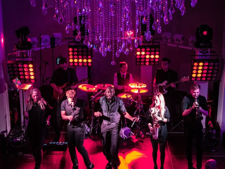 Tmx San Anotonio Full Band Pic 51 671224 1572892794 Addison, TX wedding band