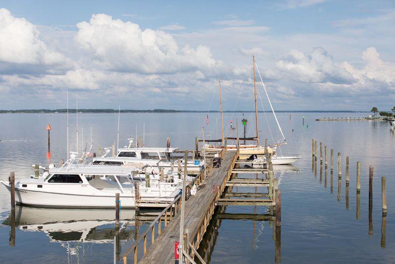 Boats at the dock