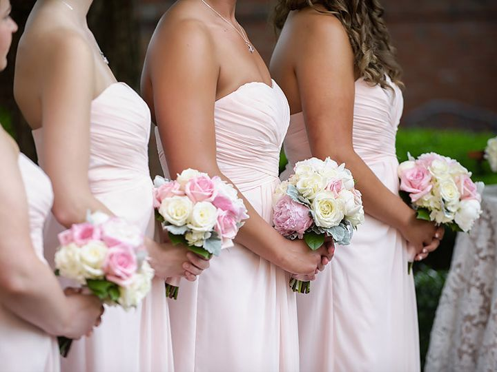 Tmx 1479355193450 Bridesmaids At A Gorgeous Outdoor Ceremony At The  Holly Springs, North Carolina wedding dj