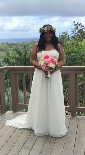 Happy Bride !