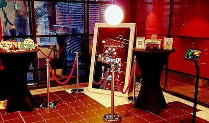 Snapshot Photo Booth Rental