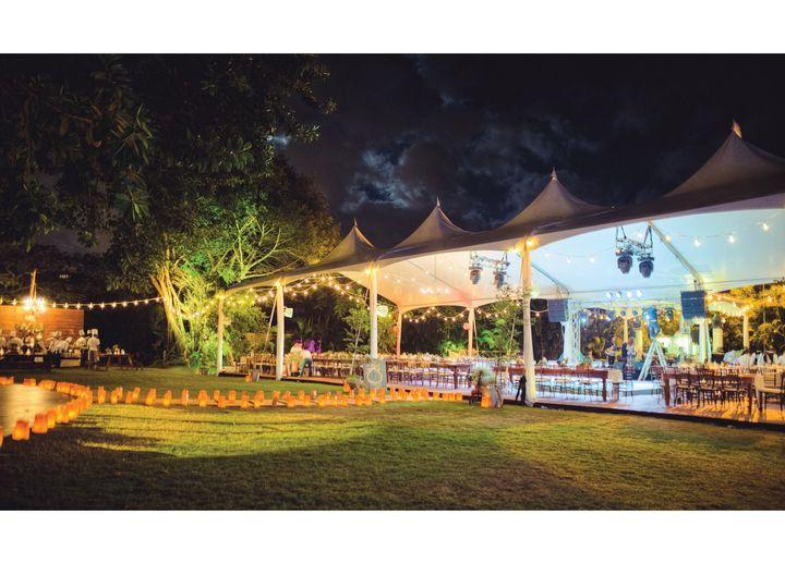 Outdoor event
