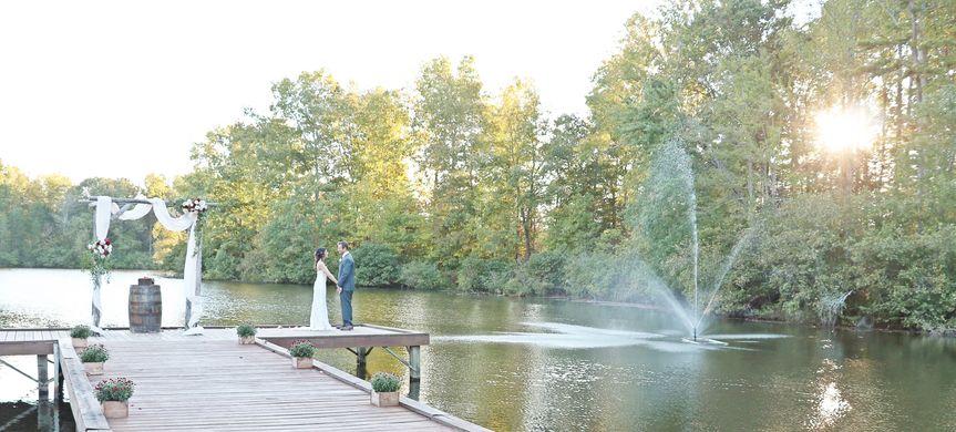 Carolyn Baldwin Lake Pavilion