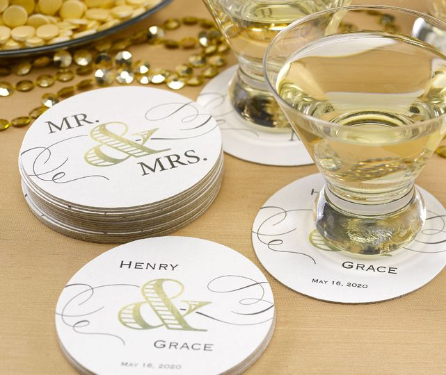 Coasters, Napkins, and more