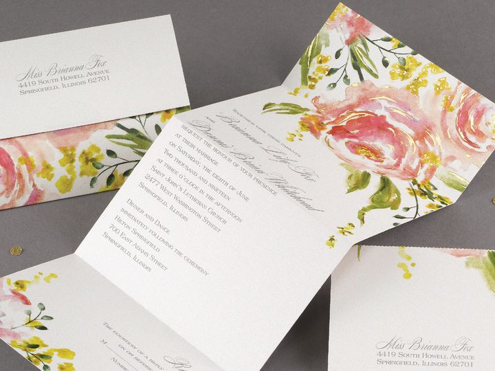 Tmx 1521469336 0f1ca05de366ee65 1521469335 E81885c769dc9ebd 1521469326952 3 Carlson Craft Img  Schenectady, NY wedding invitation