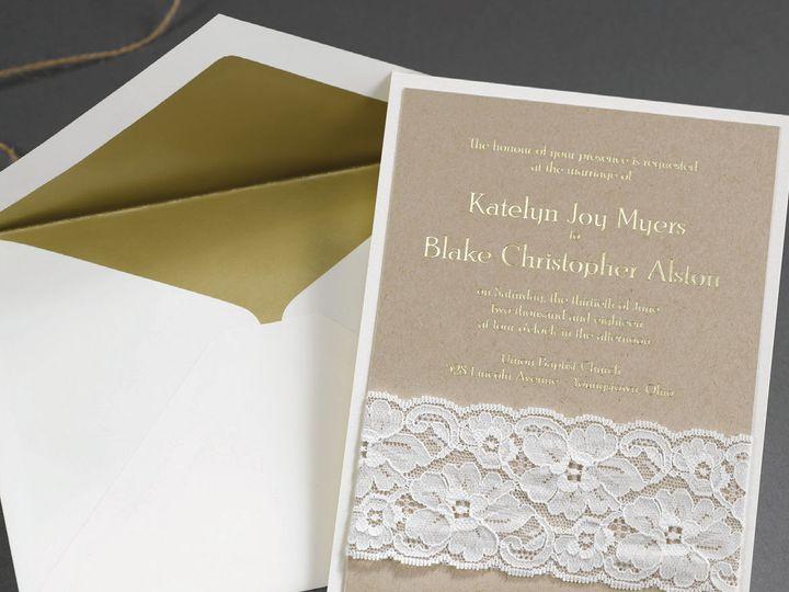 Tmx 1521469336 Eca5035a78972b27 1521469334 8cb48863dbd78140 1521469326951 1 Carlson Craft Img  Schenectady, NY wedding invitation