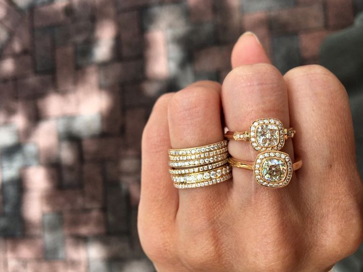 Tmx 1495727505891 Rose Gold Miami wedding jewelry