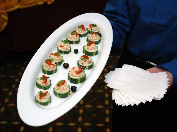 Tmx 1510601222765 Passedhorsdoeuvres   Copy Broomfield, CO wedding catering