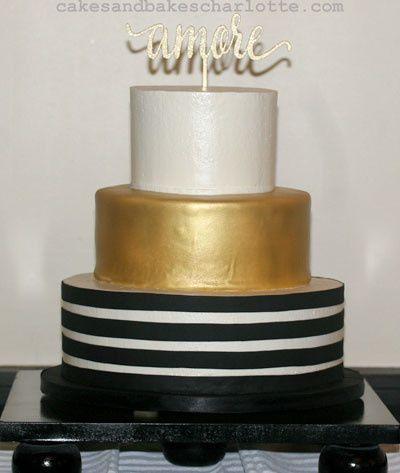 Cakes & Bakes, LLC - Wedding Cake - Belmont, NC - WeddingWire