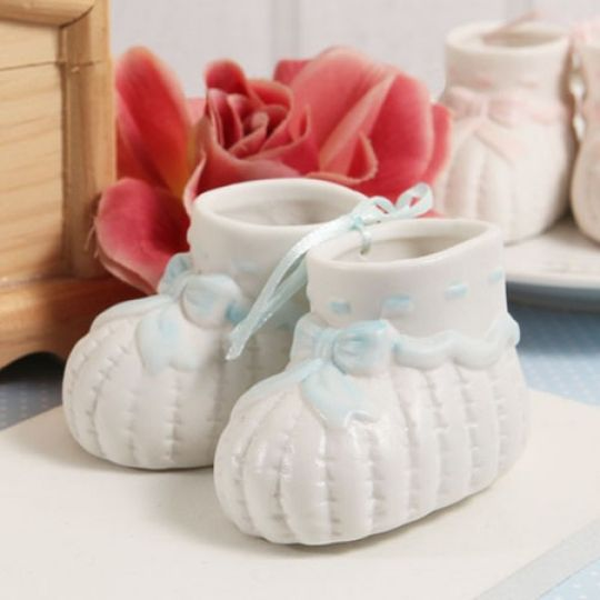 baby boy shoes figurine rb7986by 1