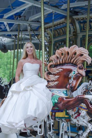 Carousel Bride