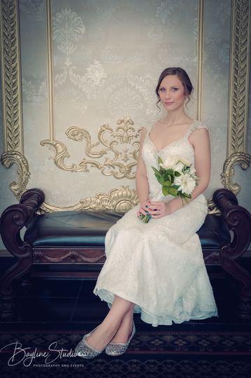 Bride. Formal Portrait