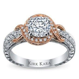 Round design ring