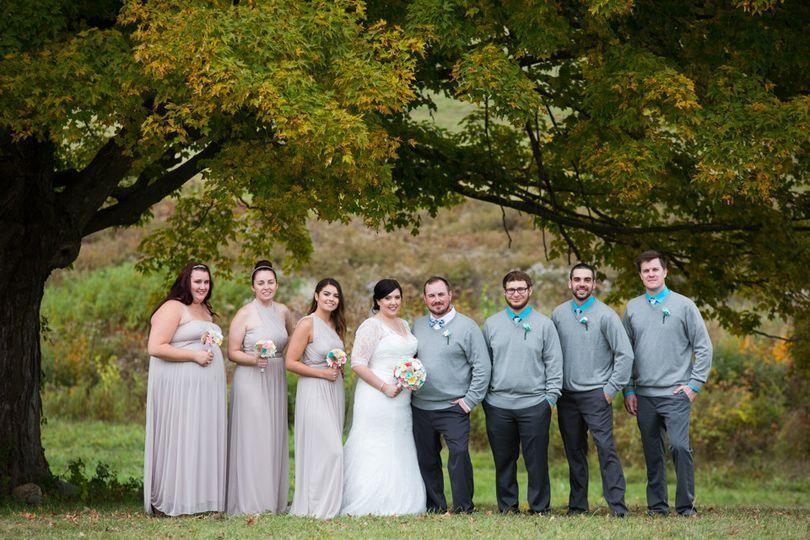 Brookfield MA wedding