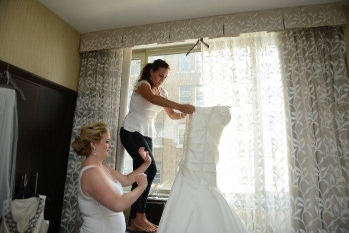 Tmx 1378342347714 Pam Dress Brooklyn wedding planner