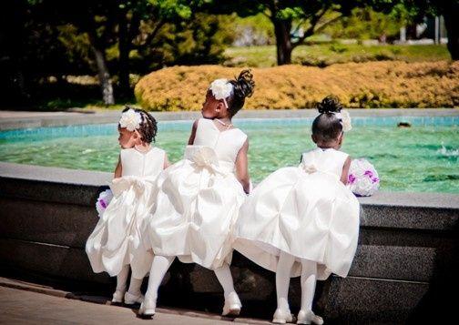 Tmx 1459429125735 Flowergirlsfountain Dallas, Texas wedding venue