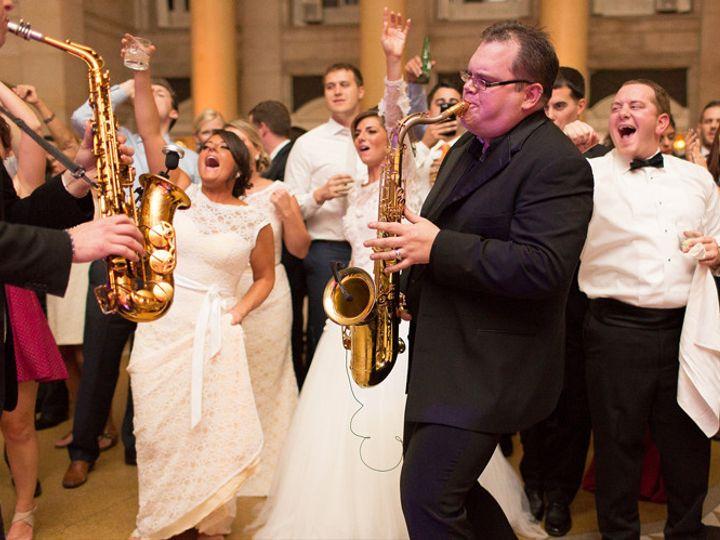 Tmx 1475011563179 Tesero Wedding 2016 3 Mechanicville, NY wedding band