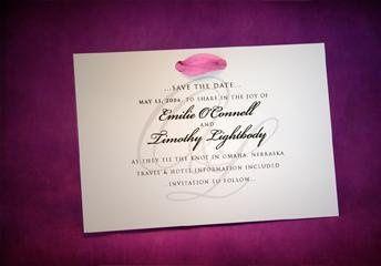 Tmx 1251525111760 Fmphoto08344x240 Crestwood, KY wedding invitation