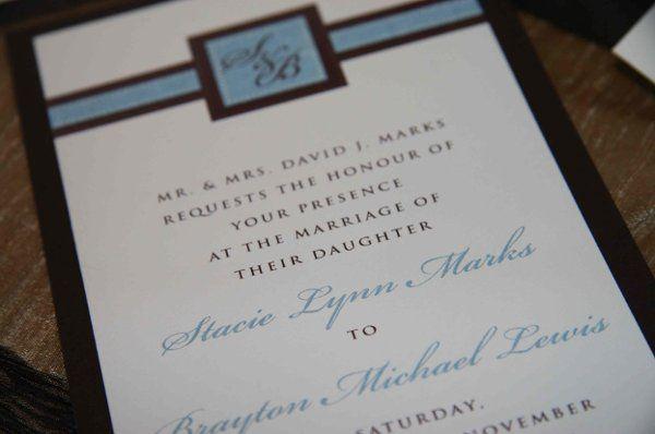 Tmx 1251526540838 WDinv1 Crestwood, KY wedding invitation