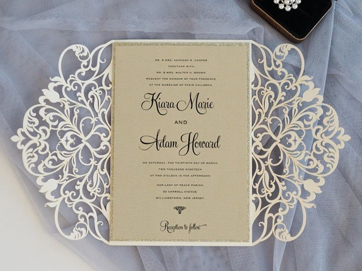 Tmx Lasercut1 51 664324 157892671246972 Blackwood wedding invitation
