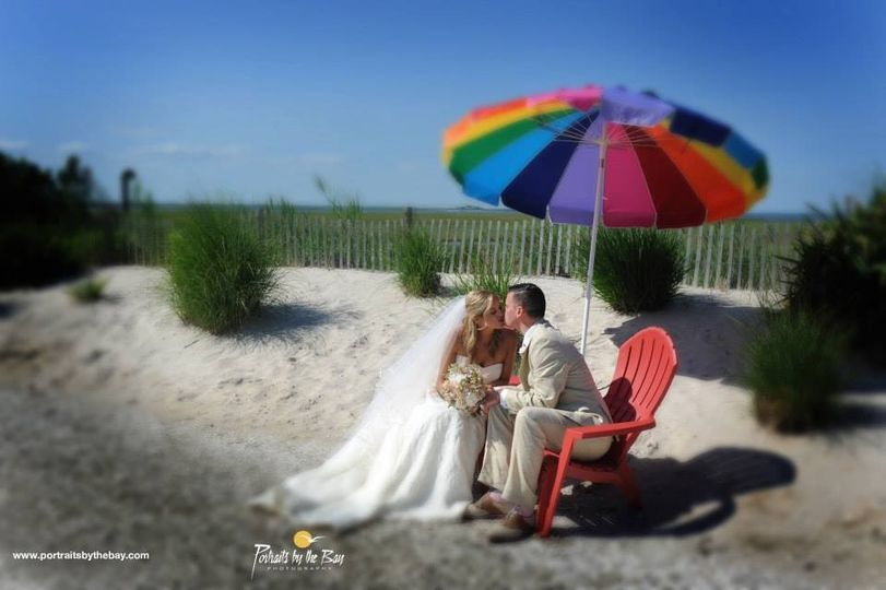 beachumbrellawedding
