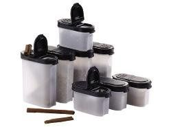 Complete Spice Set.  Great for organizing all of your spices and keeping them handy.