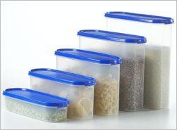 Modular Mates Super Oval set.  Get those cabinets and your pantry organized!