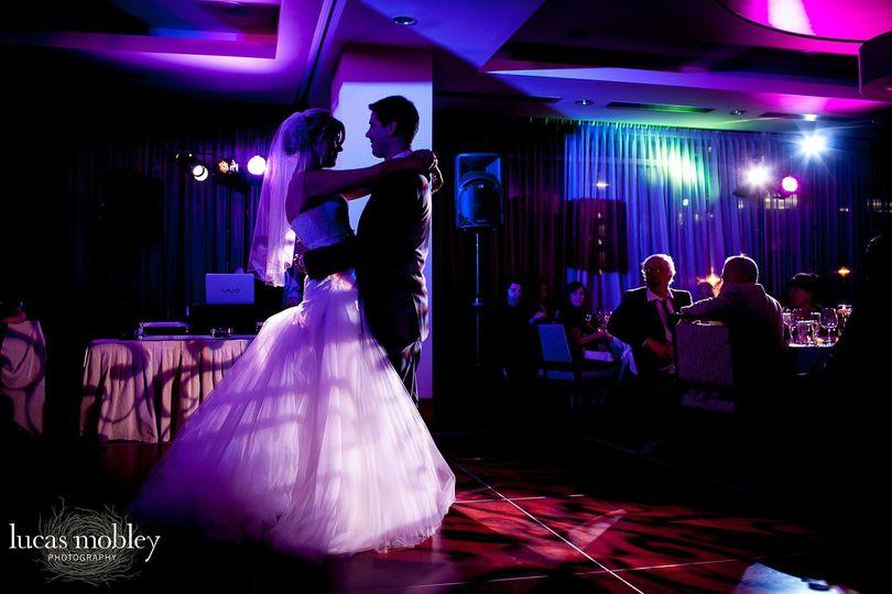hotel 1000 wedding dj kris mckoskery