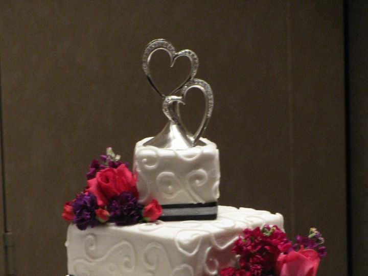 Tmx 1466862352251 Img4474 Independence wedding cake