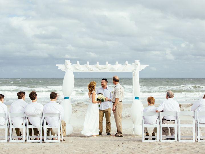 Tmx 1501772830160 Beach Ceremony Cocoa Beach, FL wedding venue
