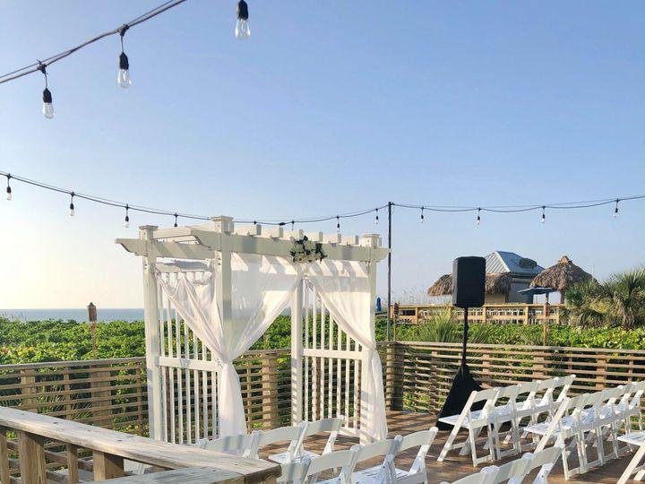 Tmx Horizons Deck Ceremony 51 9324 1561492269 Cocoa Beach, FL wedding venue