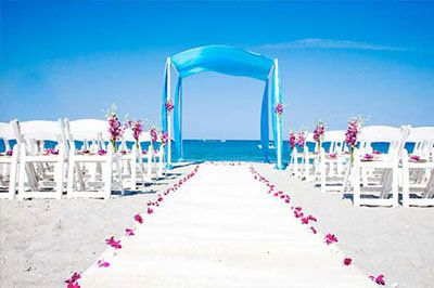 Weddings on the Gulf Coast