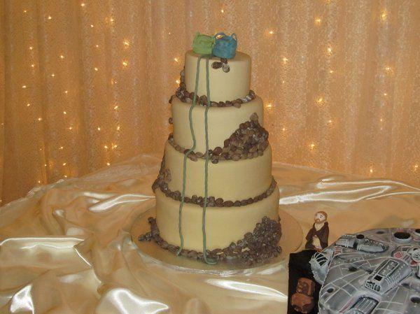 Cake.... Star Wars Theme