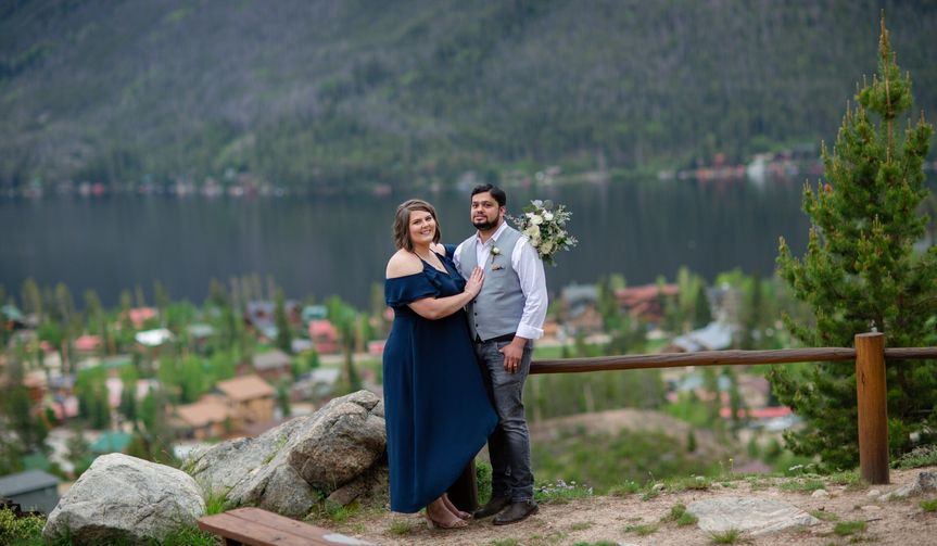 Grand Lake Wedding Photography