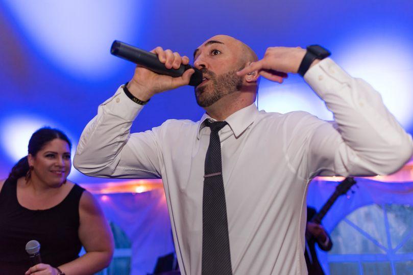 Enthusiasm while singing