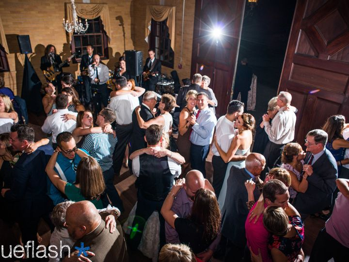 Tmx 1477334566471 Band W Dancers Blueflash Providence, RI wedding band