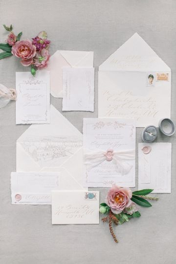 Elizabeth Collection-invite