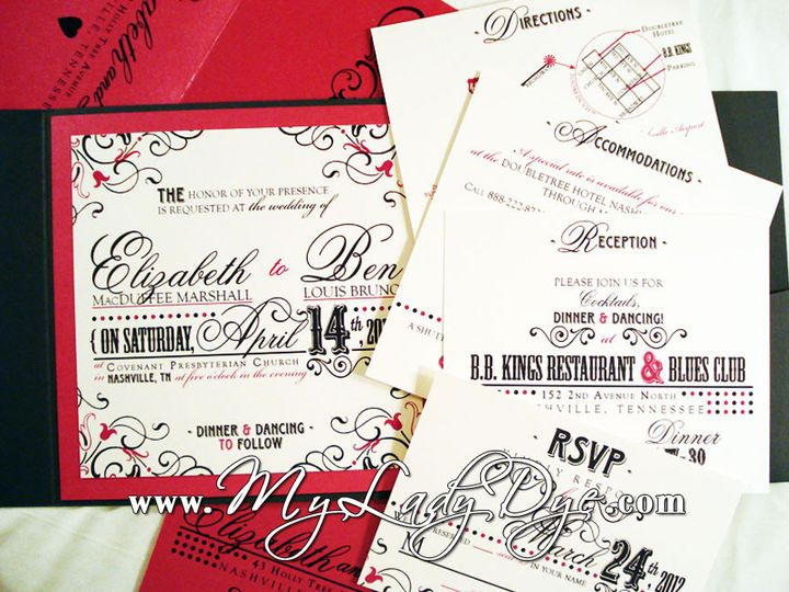 wedding invitations staged with watermark 96