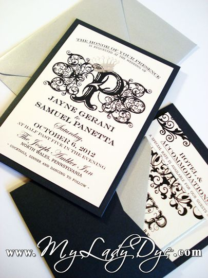 wedding invitations staged with watermark all vertical images 144