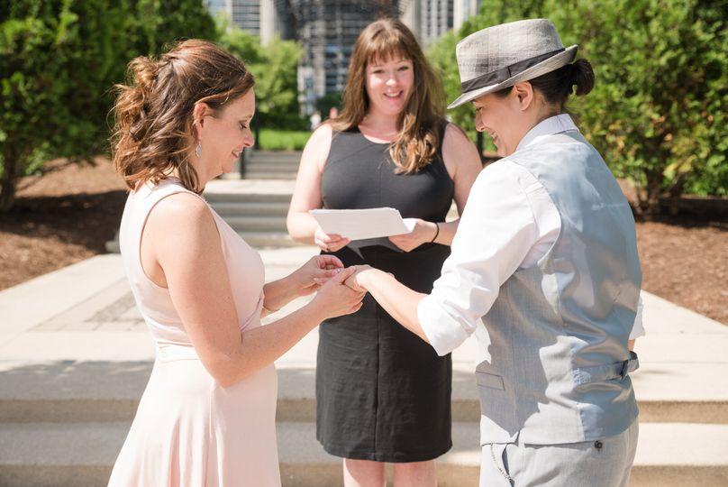 LGBT Wedding Ceremony