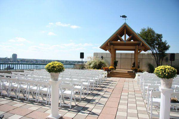 Norfolk Waterside Marriott Venue Norfolk Va Weddingwire