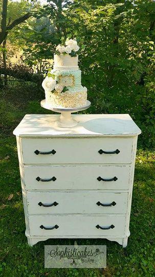 Wedding Cakes Cedar Rapids